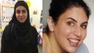 Nadia Atwi, is seen in photos released by EPS. Supplied.