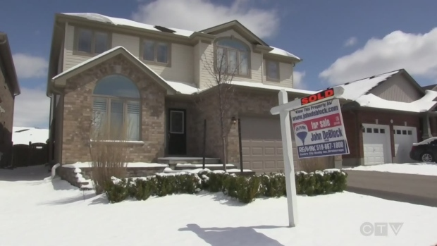 Homes For Sale In Guelph Ontario >> Home prices increase in Windsor-Essex | CTV News Windsor