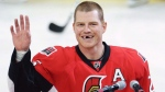 Senators tough-guy Chris Neil retires