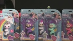 Fingerlings, Paw Patrol donated to Toys Mountain