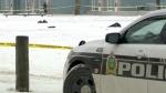 Teens in custody after fatal school yard stabbing