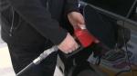 Calgary - gas prices