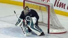 Aaron Dell - San Jose Sharks