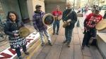 CTV National News: Protesting B.C. fish farms