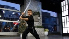 Savino Quatela, 8, started training in martial arts when he was only three-years-old.