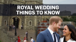 Royal wedding 2018: Details from date to venue