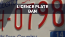 Plate ban