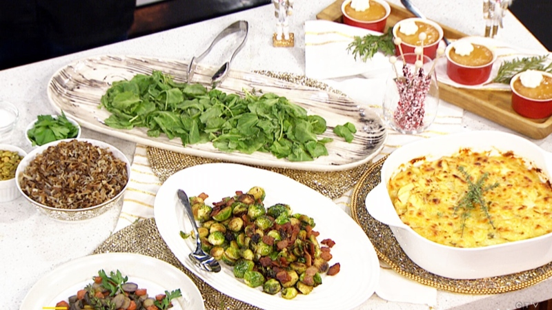 The ultimate holiday feast with Lynn Crawford