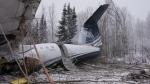 The scene of a plane crash in northern Saskatchewan. (Credit: Transportation Safety Board of Canada / Flickr)