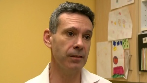 Pediatric allergy specialist Dr. Moshe Ben-Shoshan speaks to CTV Montreal.