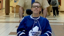 N.S. boy's dream to see the Maple Leafs