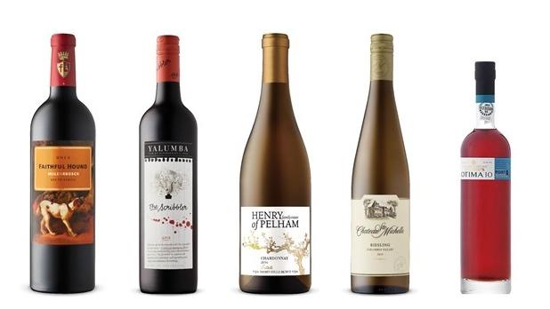 Natalie MacLean's Wines of the Week - Dec.11, 2017