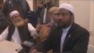 Aktar Ahmed, president of Baitul Mukaraam Mosque