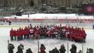 Sens Alumni begin NHL 100 Classic weekend