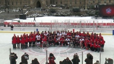 Sens Alumni begin NHL 100 Classic weekend