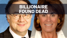Billionaire, wife found dead in Toronto mansion