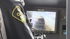 Helicopter searches for impaired driving