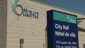 Ottawa City Hall is seen in this undated photo. (File photo)
