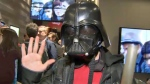 Star Wars fan - Scotiabank Chinook Theatres