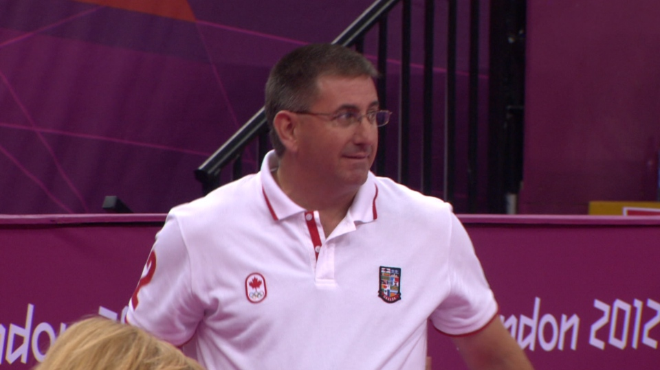 Dave Brubaker was Canada's head gymnastics coach at the 2016 Rio Olympics and was the women's national team director at the 2017 world championships in Montreal.