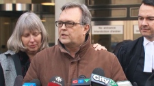 Reaction to guilty verdict in Laura Babcock trial