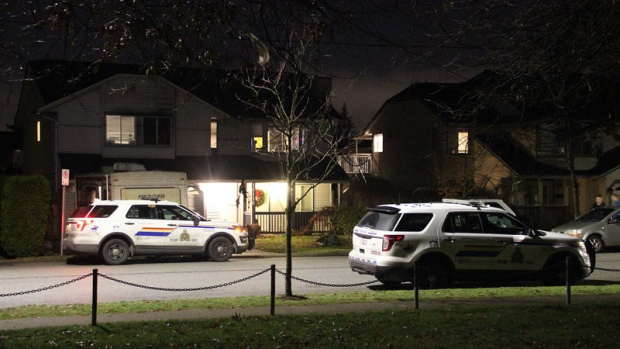 Police responded after a shot was fired inside a Surrey home in the Fleetwood area.
