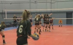 More than 100 teams are participating in the N.B. Provincial Volleyball championships, showing the sport has grown in recent years.