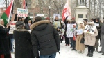 CTV Atlantic: Halifax group protests