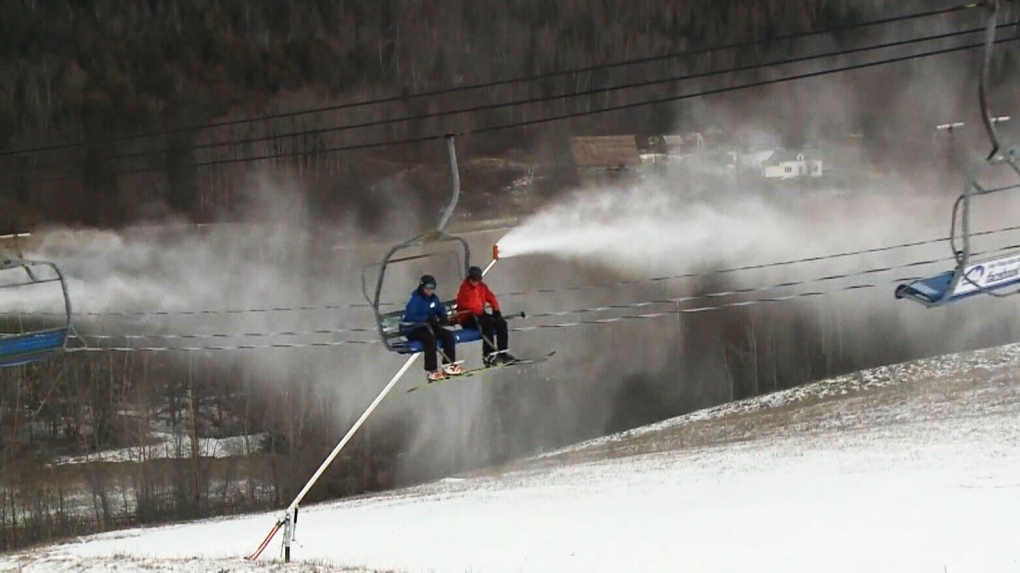 Several ski resorts open this weekend