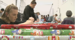 49th annual Santa's Anonymous Wrap