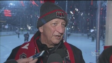 Melnyk's comments anger fans
