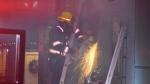 Langley firefighter
