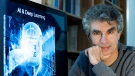 In this file photo, computer science professor Yoshua Bengio poses at his home in Montreal, Saturday, November 19, 2016. (THE CANADIAN PRESS/Graham Hughes)