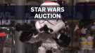 Star Wars auction