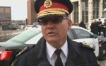 The city of Saint John is looking for a new police chief after Chief John Bates surprisingly retired from the force last week.