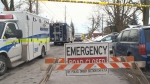 Apparent drug lab in Kitchener busted