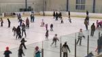 Lions club free family skate