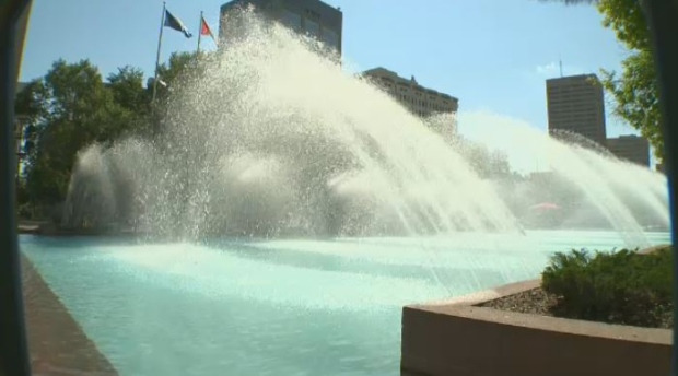 Changes are coming to the City Hall wading pool.