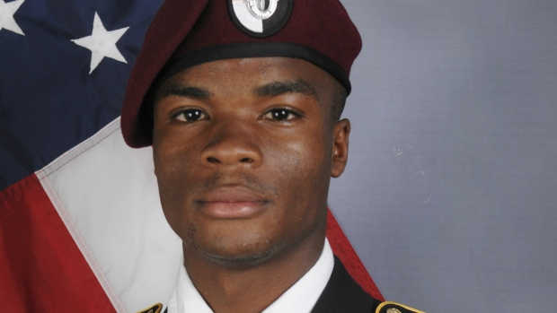 U.S. military reviewing rules for helmet cams after Niger attack
