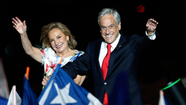 Chile: Conservative Pinera sworn in for second term as president