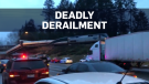 'Injuries and casualties' reported in derailment