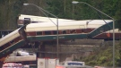 Amtrak passenger train derails first day of expand