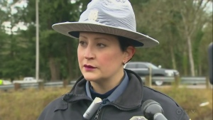 A member from Washington State patrol