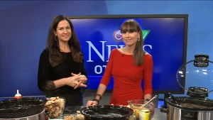 CTV's Leanne Cusack gets some recipes from Korey Kealey that are perfect for any holiday meal.