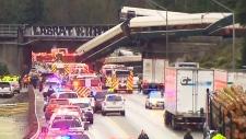 Multiple fatalities in U.S. train derailment