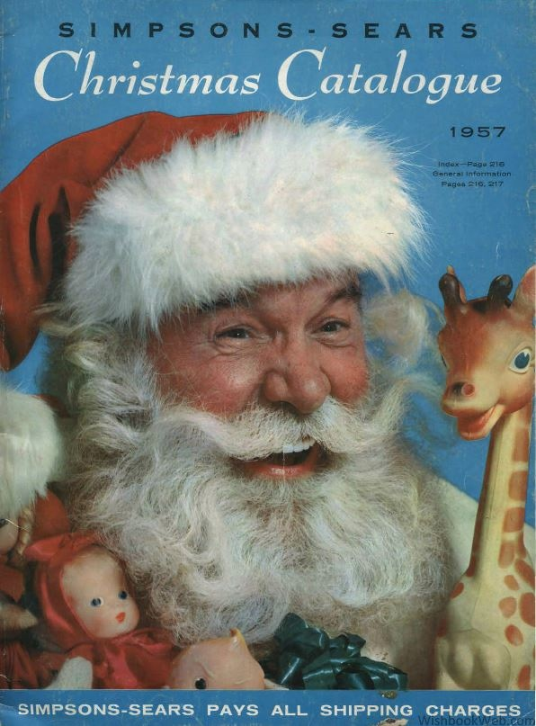 Sears Christmas Catalog.Sears Canada S Wish Book Gone With The Retail Giant But Not