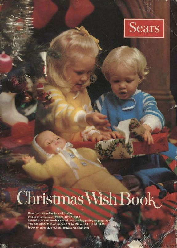 sears canada wish book 1979 - Sears Christmas Catalog