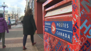 Tuesday is the last day you can send holiday cards to be delivered within your province in time for Christmas Day.