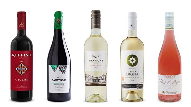 Natalie MacLean's Wines of the Week - Dec.18, 2017