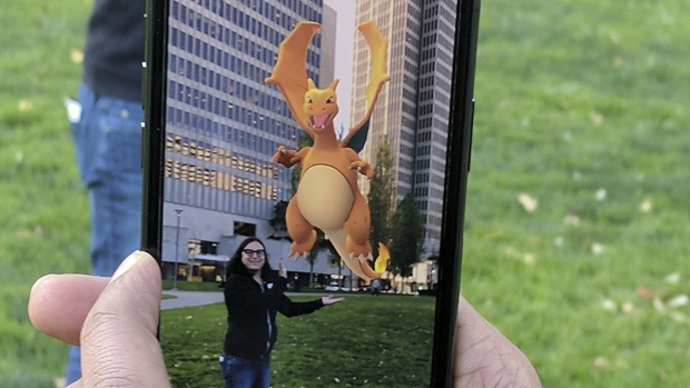 Pokemon Go Gets Better at Augmented Reality, Thanks to Apple's ARKit